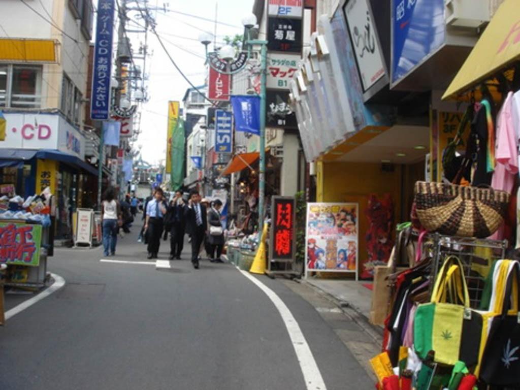 2007年に開店した店舗の現状